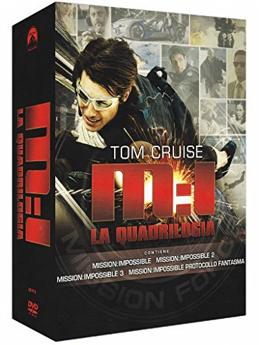 Mission: impossible - La quadrilogia