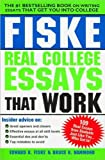 img - for Fiske Real College Essays That Work (text only) 2nd (Second) edition by E. Fiske,B. Hammond book / textbook / text book