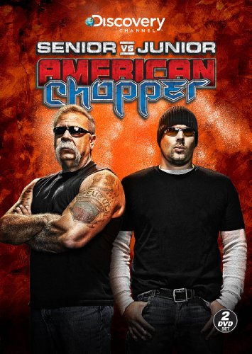 American Chopper: Senior Vs Junior [DVD] [Region 1] [US Import] [NTSC]