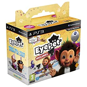 EyePet - with Camera and Magic Card (PS3)