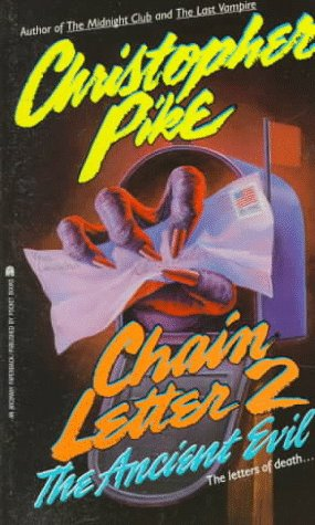 Ancient Evil (Chain Letter 2), CHRISTOPHER PIKE