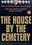 The House By The Cemetery [DVD]