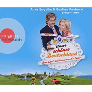 Unser schönes Deutschland  [Audio CD]