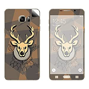 Skintice Designer Vinyl Skin Sticker for Samsung Galaxy Note5, Design - deer