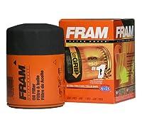 Fram PH7317 Extra Guard Passenger Car Spin-On Oil Filter, Pack of 1 by FRAM