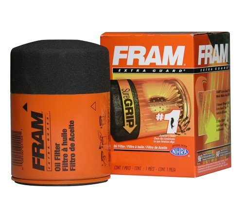 Fram PH7317 Extra Guard Passenger Car Spin-On Oil Filter (Pack of 2) (Car Quest Oil Filter compare prices)
