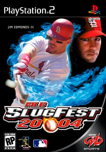 MLB Slugfest 20-04 (Original Ps2 Console compare prices)