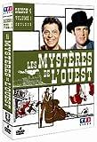 Les Mystères de l'Ouest, saison 4 vol. 1 - Coffret 4 DVD (dvd)
