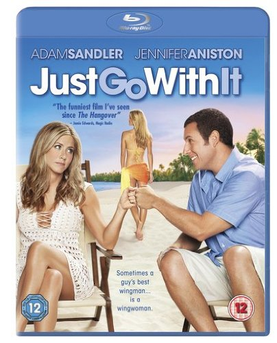 Just Go with It [Blu-ray] [UK Import]