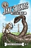 Jake's Texas Roundup (Jake the Beagle's Crazy Adventures, #2) (Jake the Beagle's Crazy Adventures, 2)