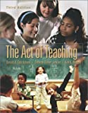 img - for The Act of Teaching book / textbook / text book