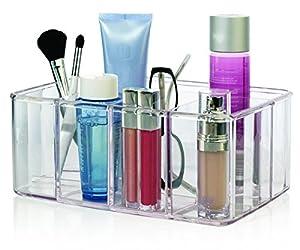US Acrylic® Vanity Organizer - 5 compartments