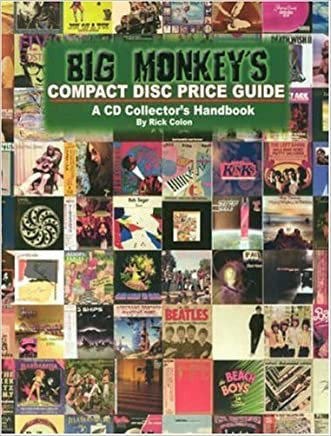Big Monkey's Compact Disc Price Guide: A Cd Collector's Handbook