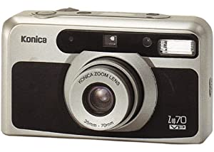 Konica Z-UP 70 VP Date 35mm Camera