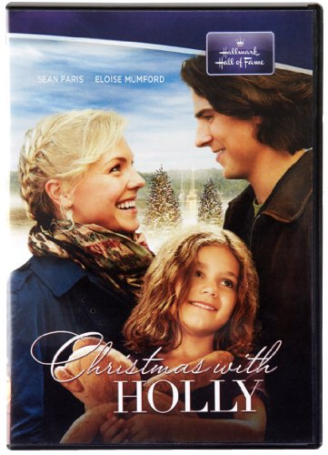 Hallmark DVD Christmas With Holly Picture