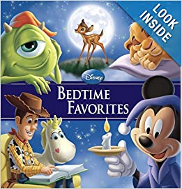 Disney Bedtime Favorites      Children's Corner- review  {Reading List}