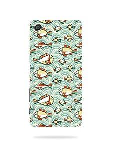 alDivo Premium Quality Printed Mobile Back Cover For Sony Xperia XA Dual / Sony Xperia XA Dual back case Cover (KT051)
