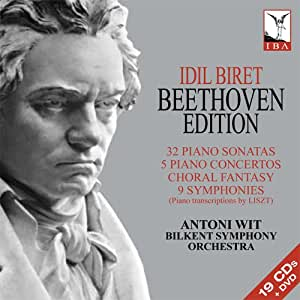 The Complete Idil Biret Beethoven Edition