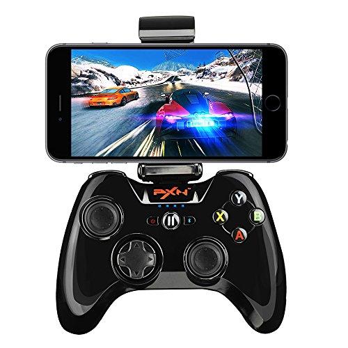 WISETIGER MFI Joystick Bluetooth Game Handle IOS Gaming Controller Gamepad -Black (Modern Controller compare prices)