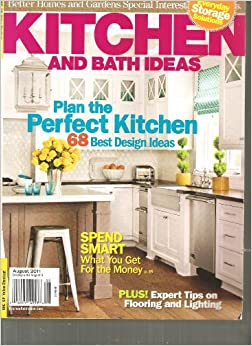 Better homes and gardens kitchen and bath ideas magazine for Perfect kitchen and bath