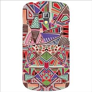 Design Worlds - Samsung Galaxy S Duos 7582 Designer Back Cover Case - Multi...