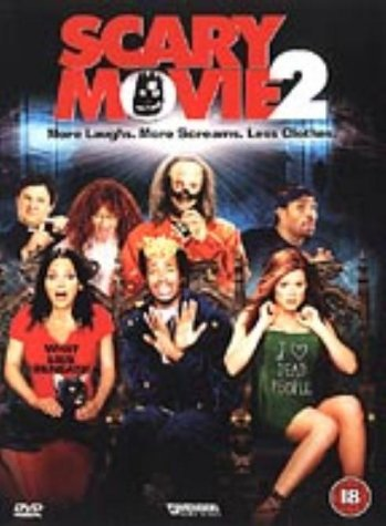 Scary Movie 2 [DVD] [2001]