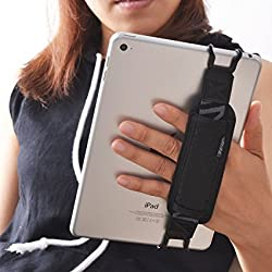 TFY Tablet Security Hand Strap Holder for iPad (iPad Mini & Mini 2 & Mini 3 / iPad Air / iPad Air 2 / iPad Pro 9.7