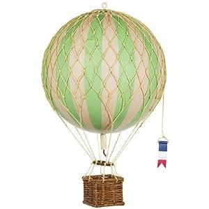 Authentic Models Travels Light True Green Hot Air Balloon