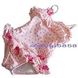 ケイトマック KATE MACK  heart&ribbon ベビー キッズ 子供 ワンピース 水着 スイム  2T〜6X(95cm〜130cm) (5(110cm))