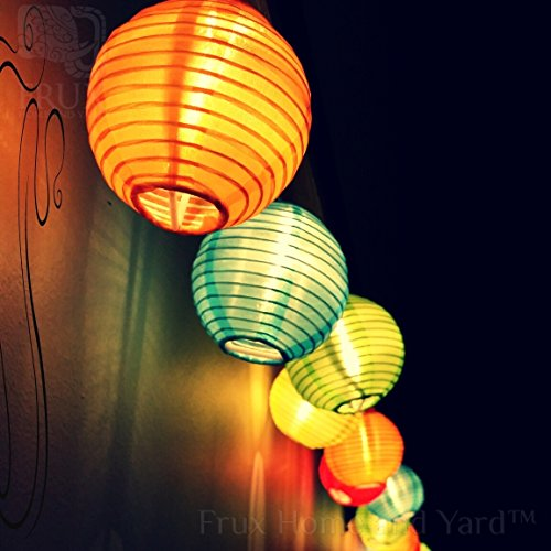 Dorm Safe String Lights : String Lights Lanterns Mini Nylon Hanging Hooks Wall Yard Window Bedrooms Dorm