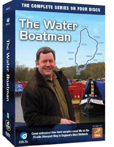 The Water Boatman [DVD]