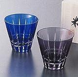 江戸切子 粋-sui- ロックグラス2個セット