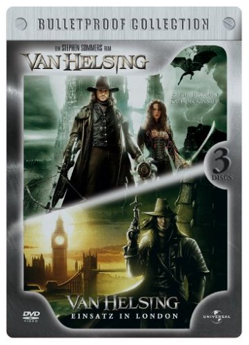 Van Helsing/Van Helsing-Einsatz in London (Limited Edition, Steelbook) [Special Edition] [3 DVDs]