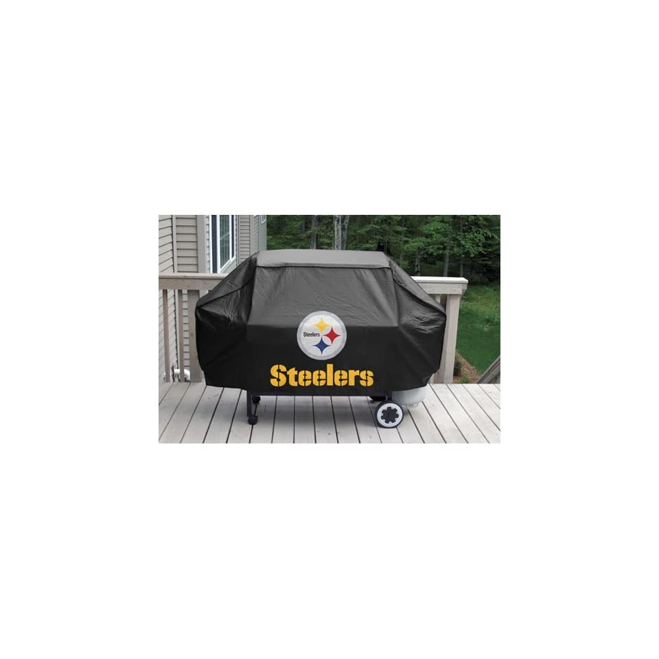 Steelers Rico Nfl Deluxe Grill Cover Steelers On Popscreen