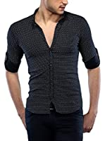 Philip Loren Camisa Hombre (Negro)