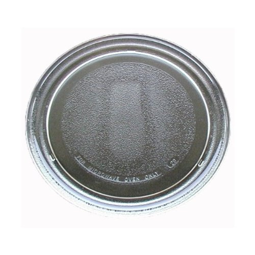 "Sunbeam Microwave Glass Turntable Plate / Tray 9 3/4"" front-577391"
