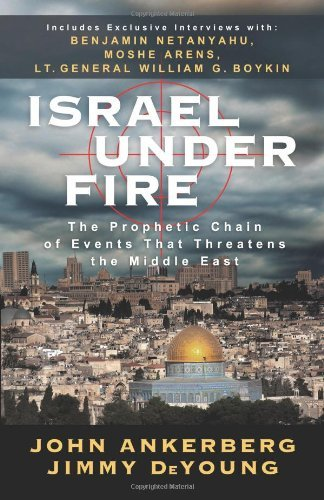 Israel Under Fire: The Prophetic Chain of Events