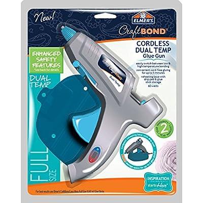 Elmer'S Craftbond(R) Cordless Dual-Temp Glue Gun-