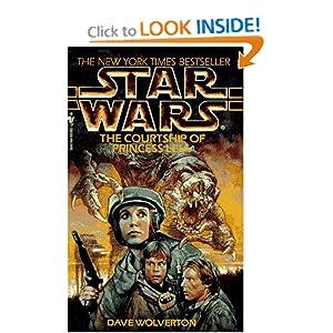 The Courtship of Princess Leia - Dave Wolverton