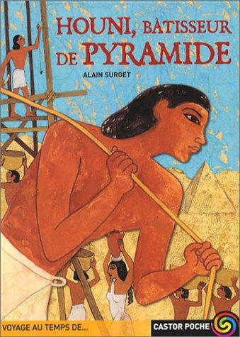 La Saga du Nil n° 5 Houni, bâtisseur de pyramide