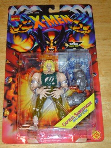 X-men Invasion Series Captive Sabretooth Action Figure