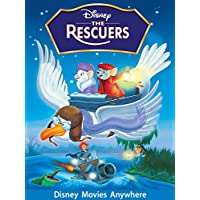 The Rescuers HD Movies [Digital Download]