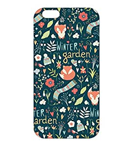Happoz Apple Iphone 6 Plus / 6s Plus Cases Back Cover Mobile Pouches Patterns Floral Flowers Premium Printed Designer Cartoon Girl 3D Funky Shell Hard Plastic Graphic Armour Fancy Slim Graffiti Imported Cute Colurful Stylish Boys Z042