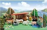 Hape Barnyard Animals Playset