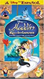 Aladdin & King of Thieves [VHS]