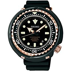 Seiko Mens PROSPEX Marinemaster Automatic Professional Dive Watch, SBDX014