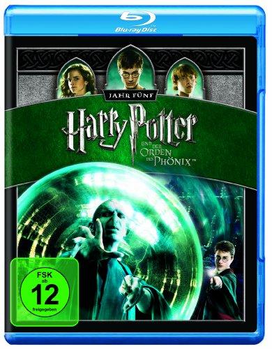 Harry Potter und der Orden des Phönix (1-Disc) [Blu-ray]