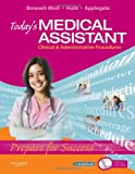 img - for Today's Medical Assistant: Clinical & Administrative Procedures, 1e book / textbook / text book