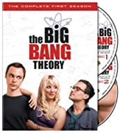 The Big Bang Theory The Complete First Season by Warner Home Video
