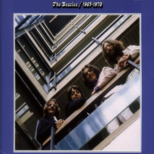 The Beatles : 1967-1970 : le bleu